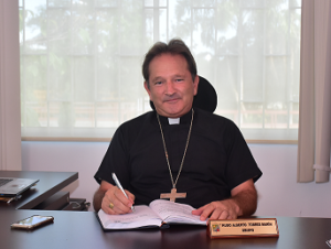 Mons. Hugo Alberto Torres Marín